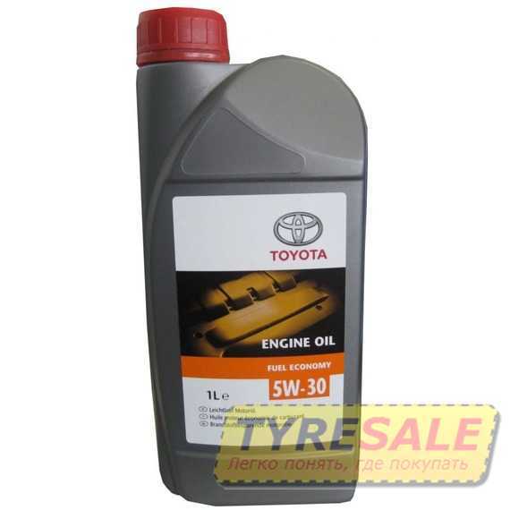 Моторное масло TOYOTA Fuel Economy - Интернет магазин шин и дисков по минимальным ценам с доставкой по Украине TyreSale.com.ua