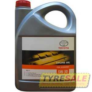 Купить Моторное масло TOYOTA Fuel Economy 5W-30 (5л)