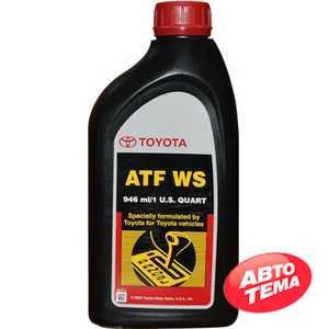 Купить Трансмиссионное масло TOYOTA ATF WS (1л)