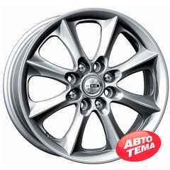 Купить КИК ZAZ (Forza) S R15 W6 PCD4x114.3 ET38 DIA57.1