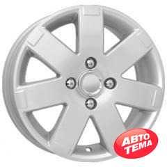 Купить КИК Fusion S R15 W6 PCD4x108 ET52.5 DIA63.4