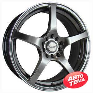 Купить KYOWA RACING KR-210 HPB R16 W7 PCD4x100/114.3 ET40 DIA73.1