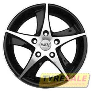 Купить MAXX M 425 BD R15 W6.5 PCD5x100 ET37 DIA72.6