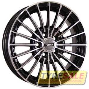 Купить TECHLINE 437 BD R14 W5.5 PCD4x100 ET43 DIA60.1