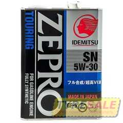 Купить Моторное масло IDEMITSU Zepro Touring 5W-30 (4л)