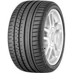 Купить Летняя шина CONTINENTAL ContiSportContact 2 295/30R18 94Y