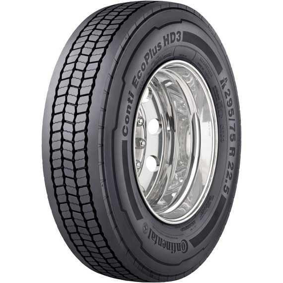CONTINENTAL ContiEcoPlus HD3 - Интернет магазин шин и дисков по минимальным ценам с доставкой по Украине TyreSale.com.ua