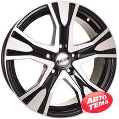 Купить TECHLINE 714 BD R17 W7 PCD5x114.3 ET39 DIA60.1