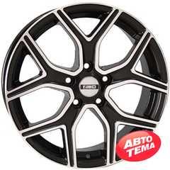 Купить TECHLINE 766 BD R17 W6.5 PCD5x114.3 ET38 DIA67.1