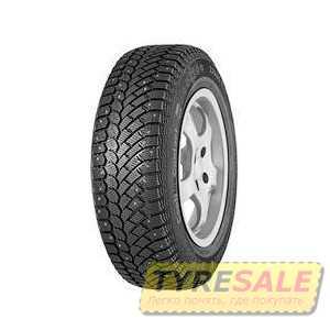 Купить Зимняя шина CONTINENTAL ContiIceContact 255/50R19 107T (Шип)