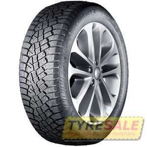 Купить Зимняя шина CONTINENTAL ContiIceContact 2 215/55R17 98T (Шип)