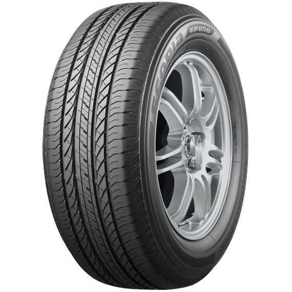 Летняя шина BRIDGESTONE Ecopia EP850 - Интернет магазин шин и дисков по минимальным ценам с доставкой по Украине TyreSale.com.ua