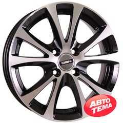 Купить TECHLINE 659 BD R16 W6.5 PCD5x114.3 ET45 DIA67.1