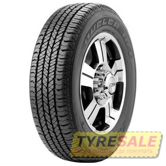 Всесезонная шина BRIDGESTONE Dueler H/T 684 2 - Интернет магазин шин и дисков по минимальным ценам с доставкой по Украине TyreSale.com.ua