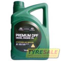 Купить Моторное масло MOBIS Premium DPF Diesel 5W-30 (6л)