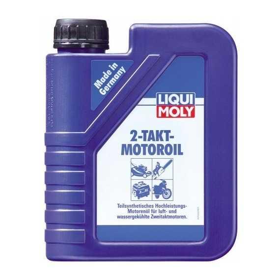 Купить Моторное масло LIQUI MOLY 2-Takt-Motoroil (1л)