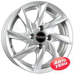 Купить TECHLINE 418 S R14 W5.5 PCD4x100 ET35 DIA67.1