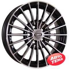 Купить TECHLINE 437 BD R14 W5.5 PCD4x98 ET35 DIA58.6