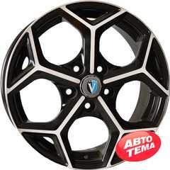 Купить TECHLINE 1612 BD R16 W6.5 PCD5x108 ET50 DIA63.4