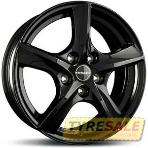 Купить BORBET TL2 Glossy Black R17 W7 PCD5x112 ET49 HUB57.1
