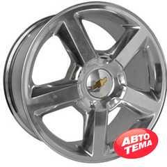 Купить REPLICA GN01 POLISH R20 W8.5 PCD6x139.7 ET30 DIA78.1