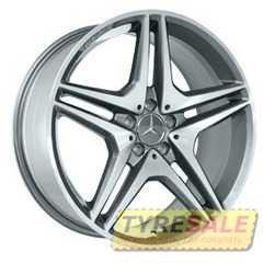 Купить REPLICA MR800 GMF R19 W9.5 PCD5x112 ET43 DIA66.6
