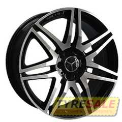 Купить REPLICA MR863 BKF R19 W8.5 PCD5x112 ET48 DIA66.6