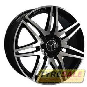 Купить REPLICA MR900 BKF R20 W8.5 PCD5x112 ET38 DIA66.6