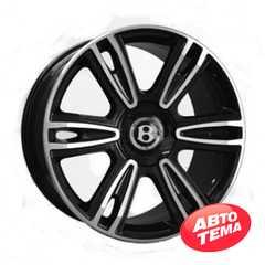 Купить REPLICA BN877 BKF R21 W9.5 PCD5x112 ET41 DIA57.1