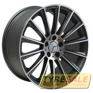 Купить REPLICA MR900 GMF R20 W8.5 PCD5x112 ET38 DIA66.6