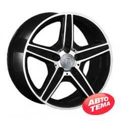 Купить REPLAY MR64 BKF R18 W8.5 PCD5x112 ET38 HUB66.6