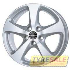 BORBET CC (F) crystal silver - Интернет магазин шин и дисков по минимальным ценам с доставкой по Украине TyreSale.com.ua