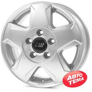 Купить BORBET CG crystal silver R16 W6.5 PCD6x130 ET62 HUB84.1