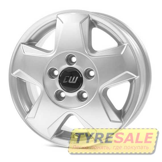 BORBET CG crystal silver - Интернет магазин шин и дисков по минимальным ценам с доставкой по Украине TyreSale.com.ua