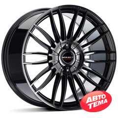 BORBET CW3 black glossy - Интернет магазин шин и дисков по минимальным ценам с доставкой по Украине TyreSale.com.ua