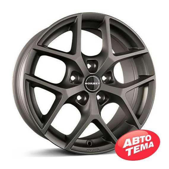 BORBET Y titan matt - Интернет магазин шин и дисков по минимальным ценам с доставкой по Украине TyreSale.com.ua