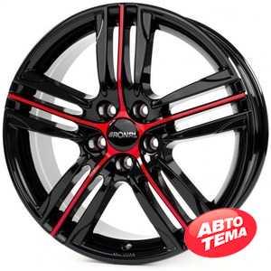 Купить RONAL R57 MCR JB-RS R17 W7.5 PCD5x105 ET42 DIA56.6