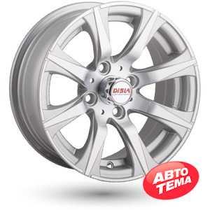 Купить DISLA Corsica 313 S R13 W5.5 PCD4x098 ET5 DIA58.6