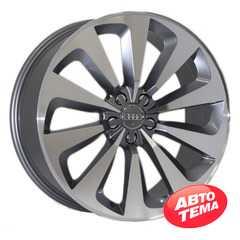 REPLICA AUDI M248 MG - Интернет магазин шин и дисков по минимальным ценам с доставкой по Украине TyreSale.com.ua