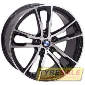 Купить REPLICA BMW BK5053 BP R20 W10 PCD5x120 ET40 DIA74.1