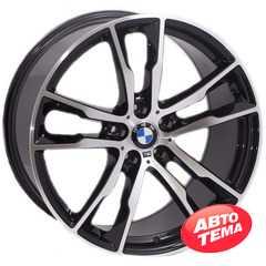 Купить REPLICA BMW BK923 GP R20 W10 PCD5x120 ET40 DIA74.1