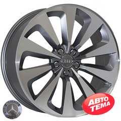 REPLICA MERCEDES M248 MG - Интернет магазин шин и дисков по минимальным ценам с доставкой по Украине TyreSale.com.ua