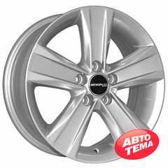 Купить REPLICA SEAT 5125 S R15 W6 PCD5x100 ET38 DIA57.1