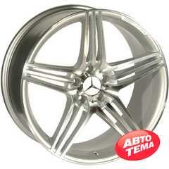 REPLICA MERCEDES D5012 MS - Интернет магазин шин и дисков по минимальным ценам с доставкой по Украине TyreSale.com.ua