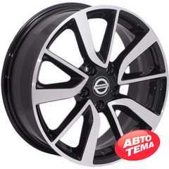 REPLICA NISSAN 5028 BF - Интернет магазин шин и дисков по минимальным ценам с доставкой по Украине TyreSale.com.ua