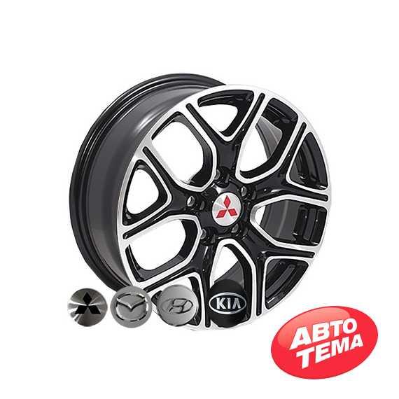REPLICA HYUNDAI D5133 MB - Интернет магазин шин и дисков по минимальным ценам с доставкой по Украине TyreSale.com.ua