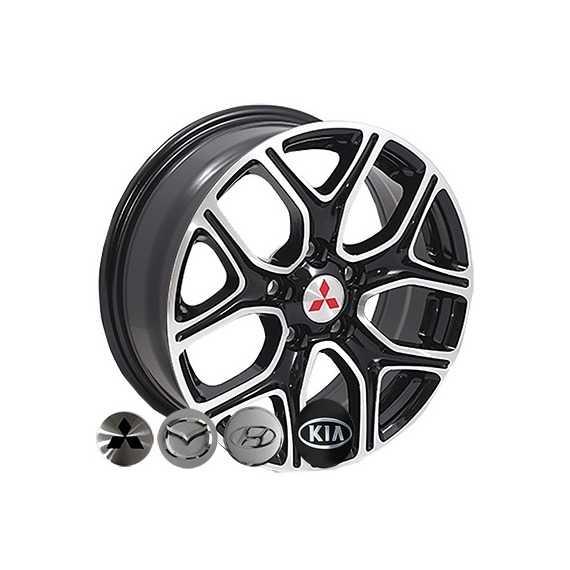 REPLICA MITSUBISHI D5133 MB - Интернет магазин шин и дисков по минимальным ценам с доставкой по Украине TyreSale.com.ua