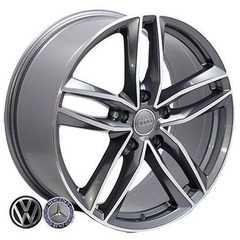 REPLICA AUDI BK690 GP - Интернет магазин шин и дисков по минимальным ценам с доставкой по Украине TyreSale.com.ua