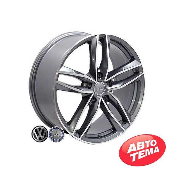 REPLICA MERCEDES BK690 GP - Интернет магазин шин и дисков по минимальным ценам с доставкой по Украине TyreSale.com.ua