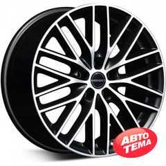 BORBET BS5 Black Polished - Интернет магазин шин и дисков по минимальным ценам с доставкой по Украине TyreSale.com.ua